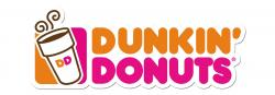 Dunkin Donuts clipart old