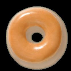 Doughnut clipart glazed donut