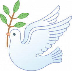 Peace clipart dove