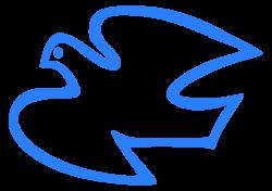 Peace Dove clipart prayer