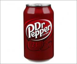 Dr Pepper clipart