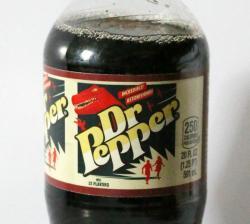 Dr Pepper clipart 20 oz