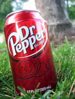 Dr Pepper clipart cool drink