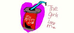 Dr Pepper clipart i love