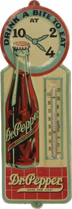 Dr Pepper clipart old
