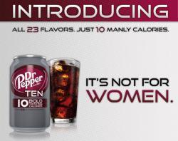 Dr Pepper clipart zero