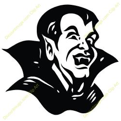 Vampire clipart dracula