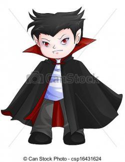 Dracula clipart chibi