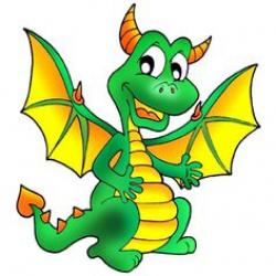 Little Dragon clipart