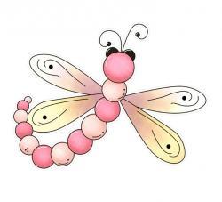Glowworm clipart