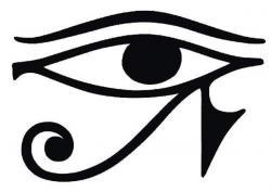Eye clipart horus