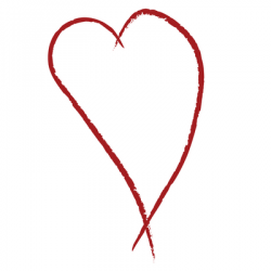 Heart clipart sewing