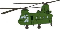 Helicopter clipart chopper