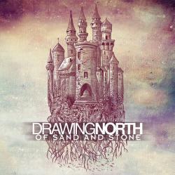 Drawn album cover graphic design
