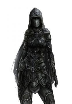 Drawn armor nightingale