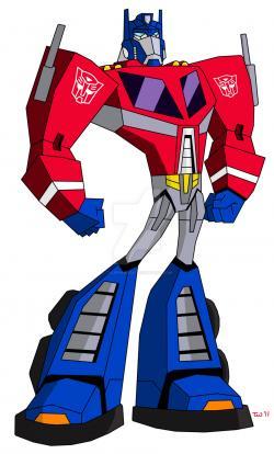 Transformers clipart optimus prime