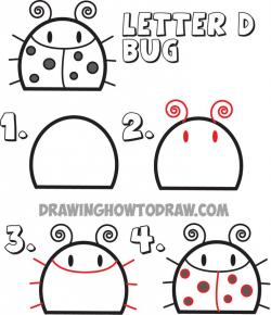 Drawn bug buzz