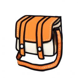 Drawn bag