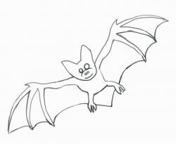 Drawn vampire