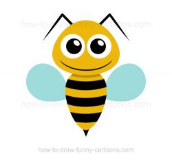 Drawn bee