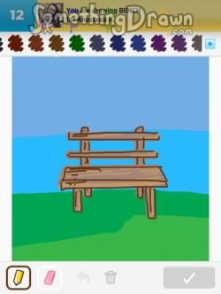 Drawn bench