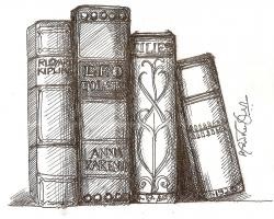 Drawn book