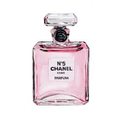 Perufme clipart chanel no 5