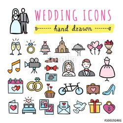 Drawn bride marriage