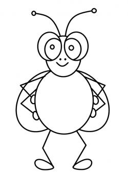 Drawn bug