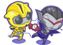 Transformers clipart baby bumblebee