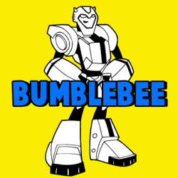 Transformers clipart bubble