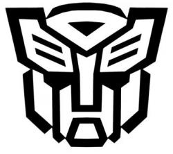 Transformers clipart autobot sign