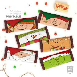 Candy Bar clipart full size