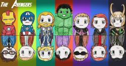 Drawn toon avenger