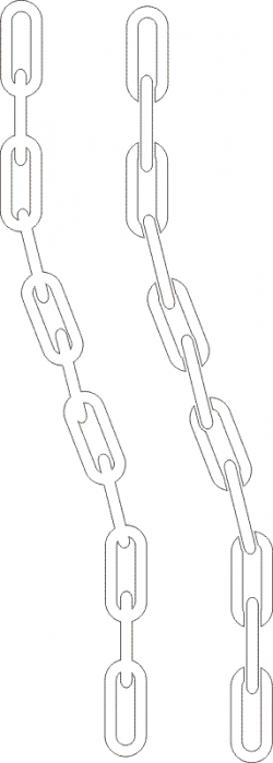 Drawn chain
