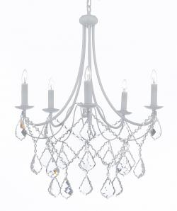 Drawn chandelier crystal chandelier