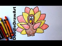 Drawn turkey