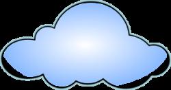 Clouds clipart transparent background