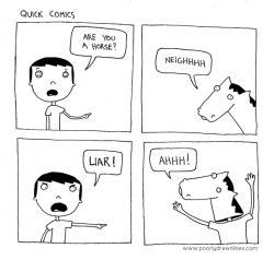 Drawn comics quick