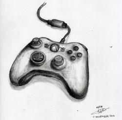 Drawn log xbox