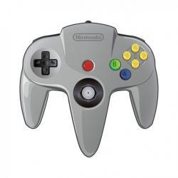 Drawn controller nintendo 64