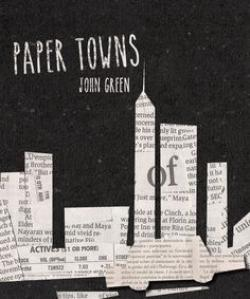 Drawn cover paper town