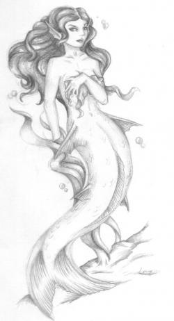 Drawn griffon
