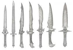 Drawn dagger assassin