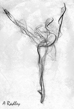 Drawn ballet famous