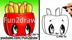 Drawn taco fun2draw