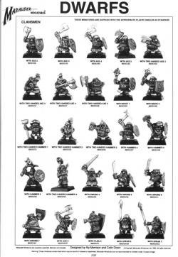 Warhammer clipart dwarven