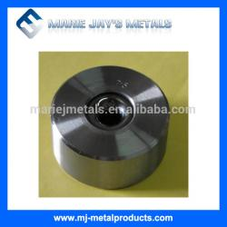 Drawn dying tungsten carbide