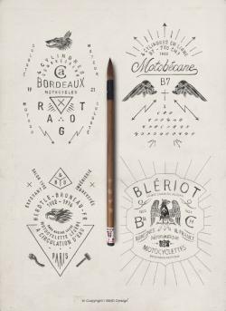 Drawn eiland hand drawn