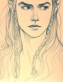 Drawn elfen